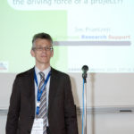 DRS Jos Frantzen Research Manager